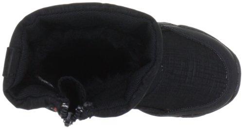 Killtec Silan Mini 21744-000 Unisex - Kinder Stiefel Schwarz (schwarz/rot/silber 00200)