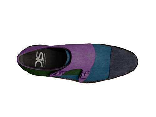 DIS - D'Annunzio - Double-boucles - Homme Multicolore