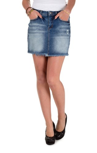 Vero Moda Damen Denim Shorts by Vero Moda Jeans 2012 Star MOD 8547 blau D.G