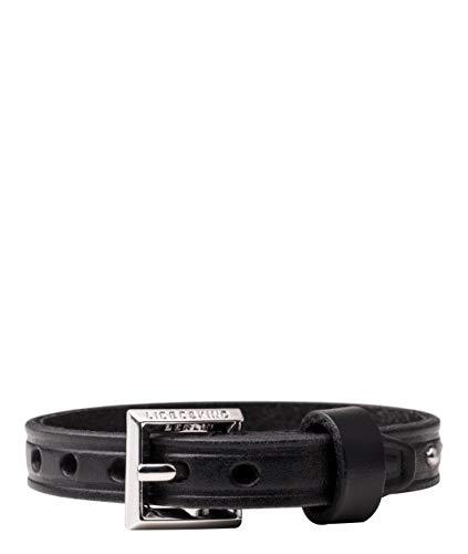 Liebeskind Berlin Essential Damen Bracelets with Studs, 1x23x1 cm (B x H x T), Schwarz (Black)