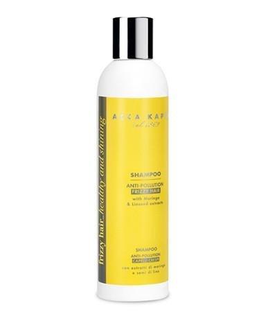 Acca Kappa Green Mandarin Shampoo 250 ml Reinigt gründlich & schont Kopfhaut & Haarstruktur Mandarin Shampoo