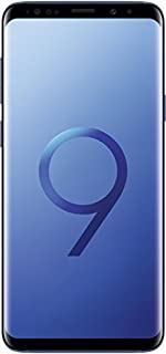 "Samsung Galaxy S9+ Display 6.2"", 64 GB Espandibili, RAM 6 GB, Batteria 3500 mAh, 4G, Dual SIM Smartphone, Android 8.0.0 Oreo [Versione Italiana], Blu (Coral Blue) (B079XGK76F) 