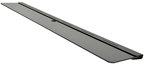 AVL3 Soundbar-Wandhalterung, aus Hartglas, für Home Cinema, 8 kg maximal Tragkraft, 1016 x 154 x 5 mm