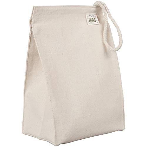 ECO-SACS - Sac Certified Organic Cotton déjeuner - 7 \