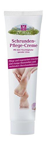 Dr. Ehrlichs Schrunden-Pflege-Creme - für weiche und gepflegte Füße