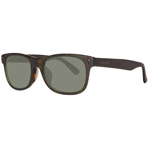 Timberland tb9063f-5598r, occhiali da sole uomo, verde, 55