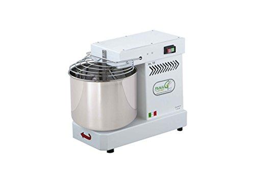Machine à pain pizza Pétrin à spirale professionnelle 10kg pour pain, Pizza, biscuits, Panettone, gâteau, pour un usage domicile ou professionnelle