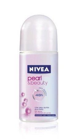 Nivea Pearl & Beauty Roll-On Deodorant (50 ml)