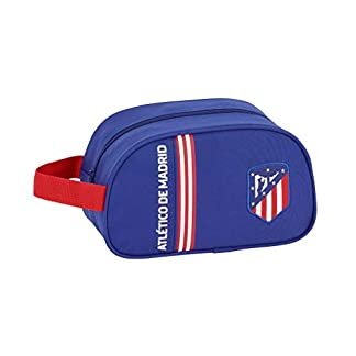 "314%2BX8tjOlL. SS324  - Atlético de Madrid ""In Blue"" Oficial Mochila Escolar Infantil Mediano con Asa 260x120x150mm"