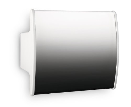 Philips Ledino Lampadario da Parete LED 2x 2.5 W, Lampadina Inclusa, max 2.5 (2 Metal Parete)