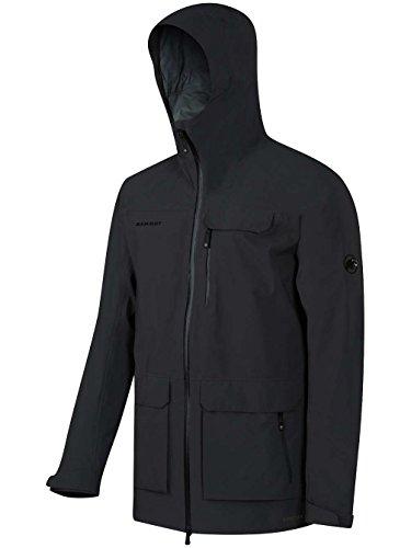 Mammut Trovat Guide HS Hooded Jacket Graphite