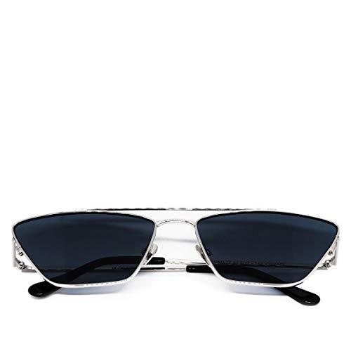 Spektre | Vanity Sonnenbrille Silber | SPE_VY02AFT - DA SOLE