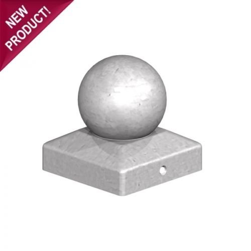 100mm-galvanised-metal-round-ball-fence-finial-post-caps-for-4-posts
