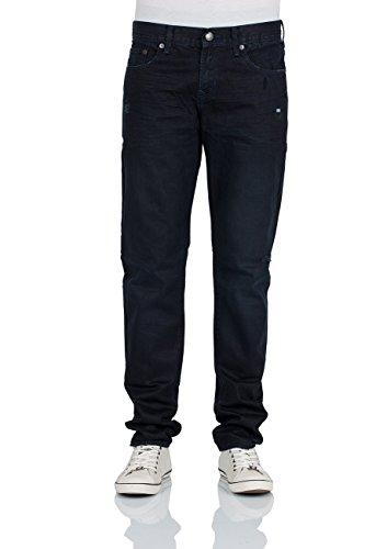 LTB - Jeans - Tapered - Homme Bleu Bleu Bleu - newman wash (3513)