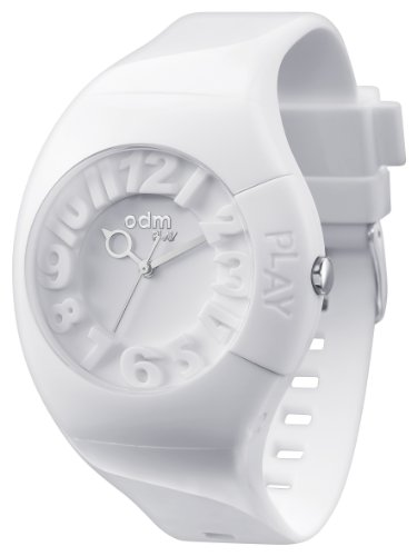 odm-play-unisex-quartz-watch-with-white-dial-analogue-display-and-white-silicone-bracelet-pp004-02
