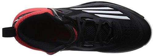 adidas TITLE RUN schwarz/weiß/rot
