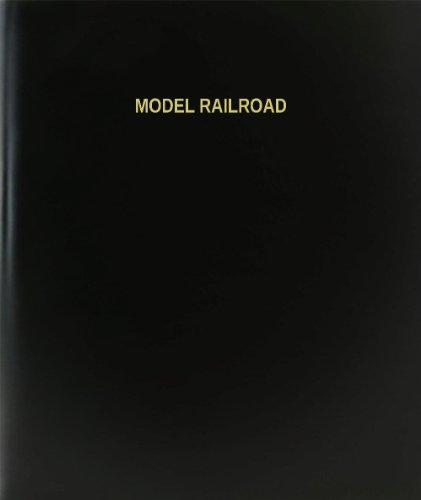 ferrocarril-modelo-bookfactory-cuaderno-diario-cuaderno-120-pagina-2159-cm-x-2794-cm-negro-tapa-dura