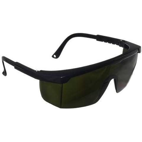 SafeLightPro F5 Protezione speciale per gli occhi dagli impulsi di luce (luce pulsata) emanati dagli epilatori HPL e IPL