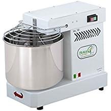 Máquina del PAN Pizza amasadora a espiral profesional 10kg para pan, pizza, galletas, Panettone, repostería, para un uso casalingo o profesional
