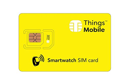 Tarjeta SIM SMARTWATCH / RELOJ INTELIGENTE - Things