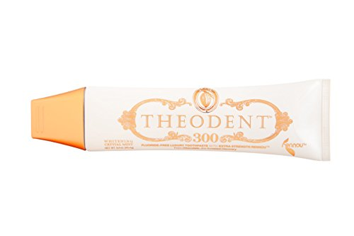 Theodent 300 Clinical Strength Whitening Crystal Mint 3.4 Oz