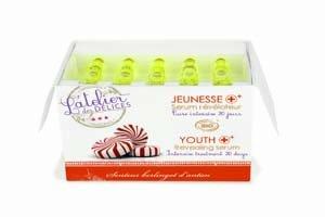 L'Atelier des Délices - Sérum révélateur Jeunesse + - 20 ampoules de 1ml