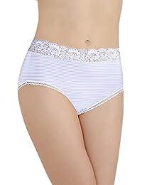 Vanity Fair Mujer prenda Encaje Breve Panty 13281