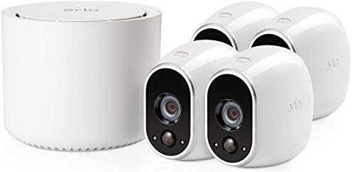 Zoom IMG-1 arlo vms3430 sistema di videosorveglianza