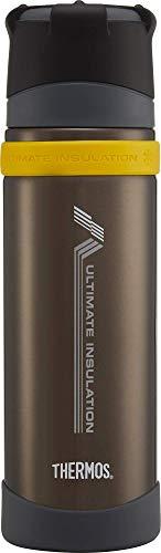Thermos Ultimative MK II Vakuum-Isolierflasche - 500 ml (braun)