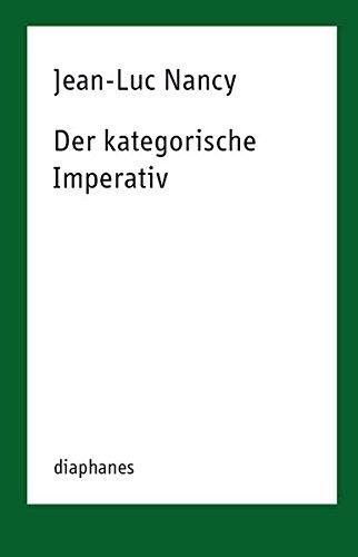 Der kategorische Imperativ (TransPositionen)