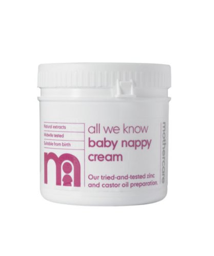 Mothercare All We Know Baby Nappy Cream (150ml)