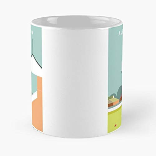 Alberton Port Adela Best Gift Ceramic Coffee Mugs Port Cup
