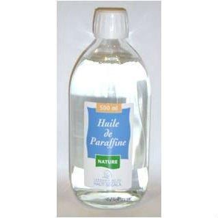 La gamme pharma huile de paraffine 500 ml