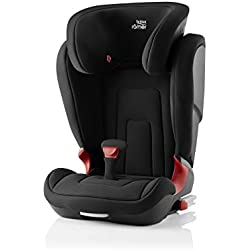 Britax Kidfix² R Siège Auto Groupe 2/3 (15-36 kg), Collection 2019, Cosmos Black