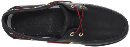 Timberland CLS 2EYE BOAT E 1003R, Chaussures basses homme Black smooth