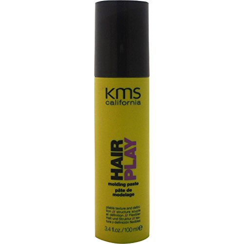 Hair Play Molding Paste by KMS for Unisex, 3.4 oz