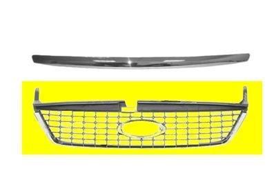 Preisvergleich Produktbild Prasco FD1102120 PREMIUM-Greenline Lüftungsgitter,  Stoßfänger