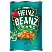 Heinz Beanz Organic 415G