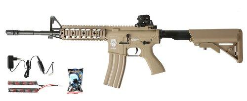 GG-GR15-RIS-Raider-L-BlowBack-Komplettset-AEG-Softair-6mm-BB-Desert-Tan