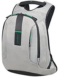SAMSONITE Paradiver Light - Backpack M Mochila tipo casual, 40 cm, 16 liters, Gris (Jeans Grey)