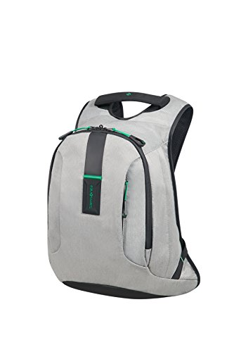 SAMSONITE Paradiver Light - Backpack M Mochila tipo casual, 40 cm, 16 liters, Gris (Jeans Grey)