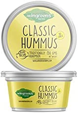 Wingreens Farms Classic Hummus 150 GR