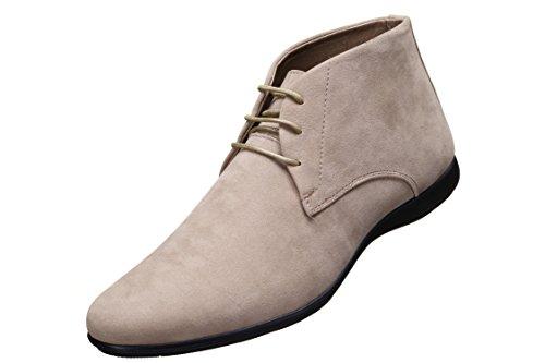 Reservoir Shoes - Chaussure Derbies Tarek Bottine Beige Beige