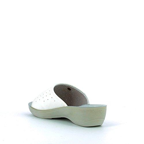 Pantofole sanitarie donna Inblu PL45 Bianco