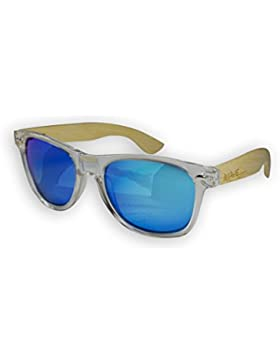 Wave Hawaii Gafas de sol Loop, transparente, One size, wh1102