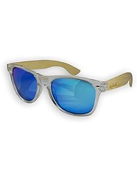 Wave Hawaii Gafas de sol Loop, transparente, One size, wh1102