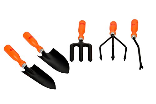 Visko Tools 601 Garden Tool Kit (Pack of 5)