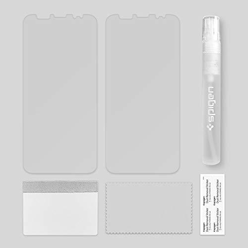 Spigen Neo Flex Screen Guard for Samsung Galaxy S9 Plus / Galaxy S9+ (Case Friendly/Front 2) 593FL22902