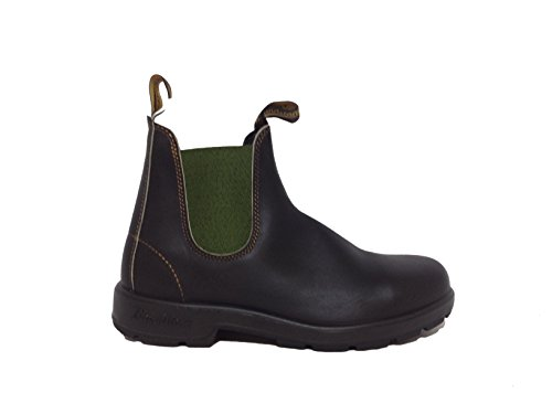 BLUNDSTONE 510 BLACK LEATHER Marrone