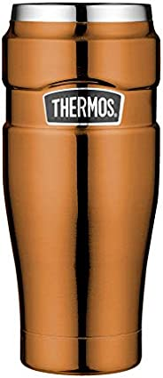 Thermos - Stainless King Travel Mug 470 ml, Copper
